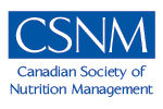 CSNM Website – Canadian Society of Nutrition Management Media Guide
